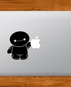 Decal Sticker Macbook Apple Macbook Baymax Touch Apple Stiker Laptop